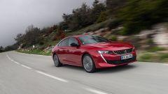Peugeot 508: la prova su strada della nuova berlina coupé - Immagine: 13