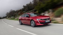 Peugeot 508: la prova su strada della nuova berlina coupé - Immagine: 14