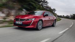 Peugeot 508: la prova su strada della nuova berlina coupé - Immagine: 15