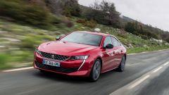 Peugeot 508: la prova su strada della nuova berlina coupé - Immagine: 16