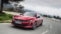 Peugeot 508: la prova su strada della nuova berlina coupé - Immagine: 1