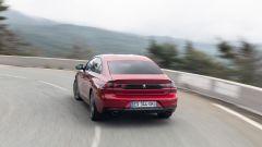 Peugeot 508: la prova su strada della nuova berlina coupé - Immagine: 18