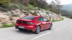 Peugeot 508: la prova su strada della nuova berlina coupé - Immagine: 19
