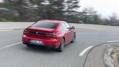 Peugeot 508: la prova su strada della nuova berlina coupé - Immagine: 20