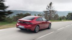 Peugeot 508: la prova su strada della nuova berlina coupé - Immagine: 21