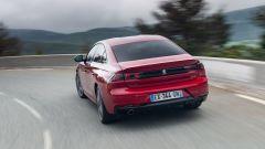 Peugeot 508: la prova su strada della nuova berlina coupé - Immagine: 22
