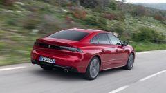 Peugeot 508: la prova su strada della nuova berlina coupé - Immagine: 23
