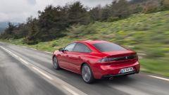 Peugeot 508: la prova su strada della nuova berlina coupé - Immagine: 25