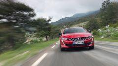 Peugeot 508: la prova su strada della nuova berlina coupé - Immagine: 26