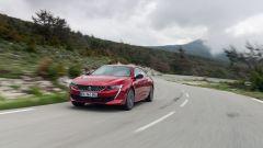 Peugeot 508: la prova su strada della nuova berlina coupé - Immagine: 27