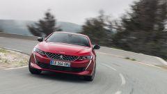 Peugeot 508: la prova su strada della nuova berlina coupé - Immagine: 28