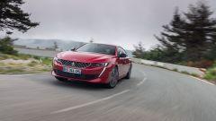 Peugeot 508: la prova su strada della nuova berlina coupé - Immagine: 29