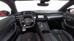 Peugeot 508: la prova su strada della nuova berlina coupé - Immagine: 31