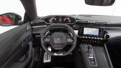 Peugeot 508: la prova su strada della nuova berlina coupé - Immagine: 32