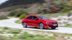 Peugeot 508: la prova su strada della nuova berlina coupé - Immagine: 45
