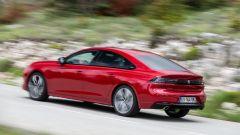 Peugeot 508: la prova su strada della nuova berlina coupé - Immagine: 46