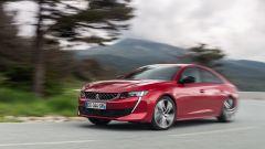 Peugeot 508: la prova su strada della nuova berlina coupé - Immagine: 47