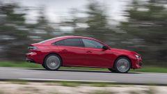 Peugeot 508: la prova su strada della nuova berlina coupé - Immagine: 48