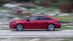 Peugeot 508: la prova su strada della nuova berlina coupé - Immagine: 49