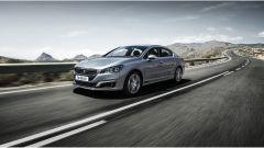 Peugeot 508 Berlina: obiettivo flotte - Immagine: 2