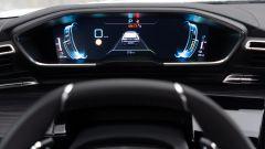 Peugeot 508 Hybrid 2020 cruscotto