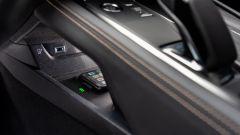 Peugeot 508 Hybrid 2020 dettaglio cuciture