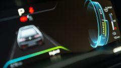 Peugeot 508 Hybrid 2020 dettaglio tecnologia di bordo