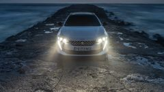 Peugeot 508 Hybrid 2020 fari