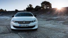 Peugeot 508 Hybrid 2020 frontale