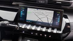 Peugeot 508 Hybrid 2020 schermo