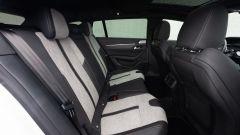 Peugeot 508 Hybrid 2020 sedili posteriori