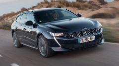 MY2022: come cambia la gamma Peugeot 508 (berlina e station)
