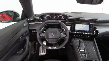 Peugeot 508 MY2022: le novità della gamma