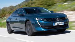Peugeot 508 PureTech 130 EAT8, prezzi da 32.500 euro
