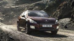 Peugeot 508 RXH: le nuove foto - Immagine: 23