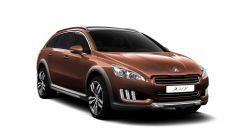 Peugeot 508 RXH: le nuove foto - Immagine: 26