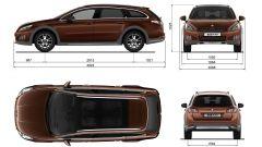 Peugeot 508 RXH: le nuove foto - Immagine: 21