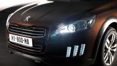 Peugeot 508 RXH: le nuove foto - Immagine: 14