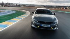 Peugeot 508 Sport Engineered: corso in pista per la plug-in francese