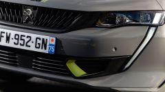 Peugeot 508 Sport Engineered, dettaglio del frontale