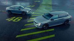 Peugeot 508 Sport Engineered è proposta sia in versione berlina sia station wagon