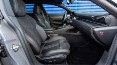 Peugeot 508 Sport Engineered, i sedili anteriori