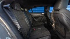 Peugeot 508 Sport Engineered, i sedili posteriori della berlina