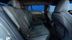 Peugeot 508 Sport Engineered, i sedili posteriori della station wagon