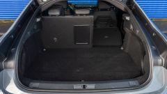 Peugeot 508 Sport Engineered, il bagagliaio