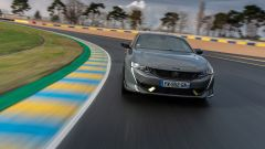 Peugeot 508 Sport Engineered, il frontale