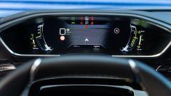 Peugeot 508 Sport Engineered, il quadro strumenti digitale