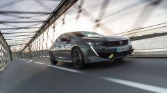 Peugeot 508 Sport Engineered, la berlina