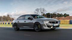 Peugeot 508 Sport Engineered: la versione berlina