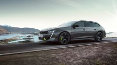 Peugeot 508 Sport Engineered: la versione station wagon
